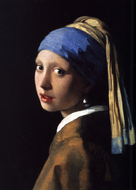 girl with a pearl earring ~ ethereal light | a thoughtful eye
