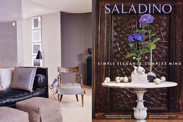 Saladino Inspired A Thoughtful Eye