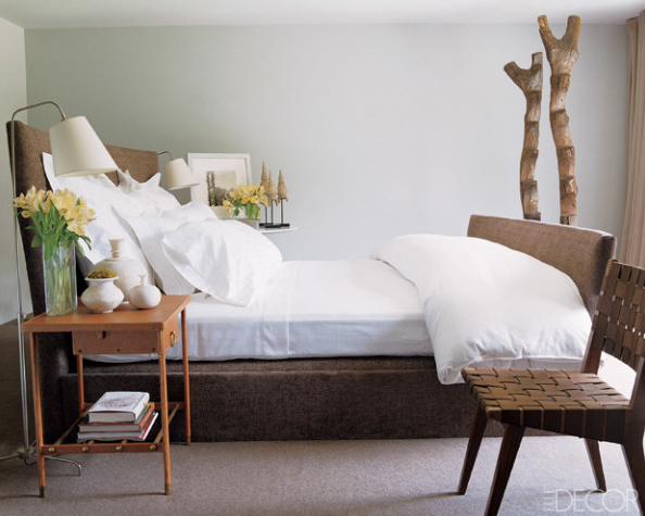 Bedrooms a thoughtful eye for Ann wolf interior decoration