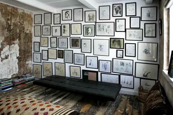 Wall Of Art a wall of art | a thoughtful eye