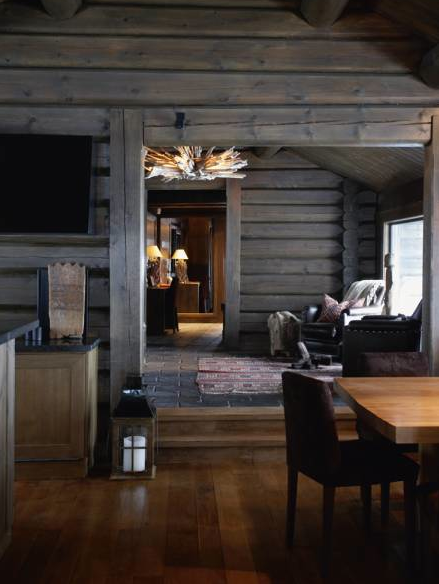 log cabin for the 21st century a thoughtful eye
