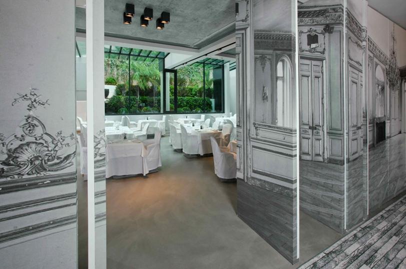 Maison martin margiela a thoughtful eye - Maison champs elysees hotel paris ...