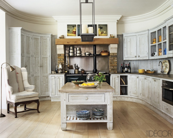 The kitchen a place where life unfolds a thoughtful eye for Old country style kitchen