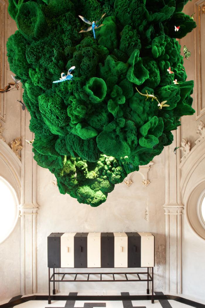 ingo maurer biotope a thoughtful eye. Black Bedroom Furniture Sets. Home Design Ideas