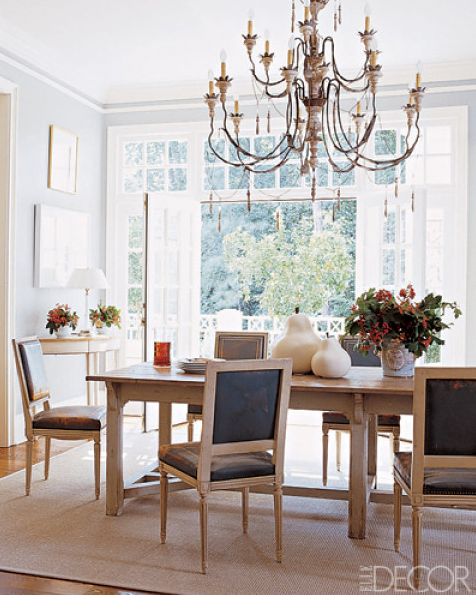 Feast Your Eyes Gorgeous Dining Room Decorating Ideas: Dining Rooms ~ Part Two