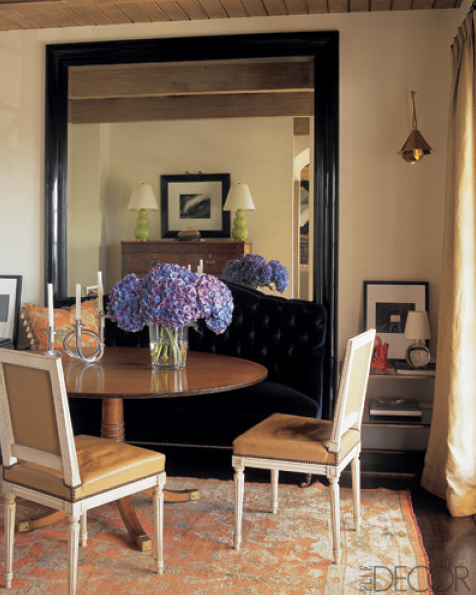 Dining Room Mirror: Dining Rooms ~ Part Two