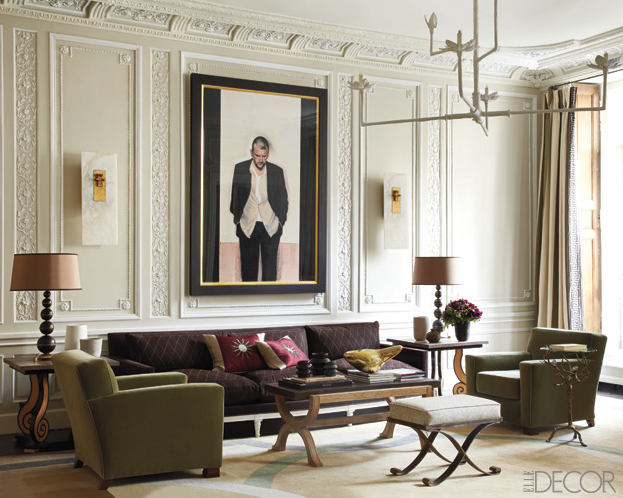 re-inventing a paris pied-a-terre ~ jean-louis deniot | a thoughtful eye