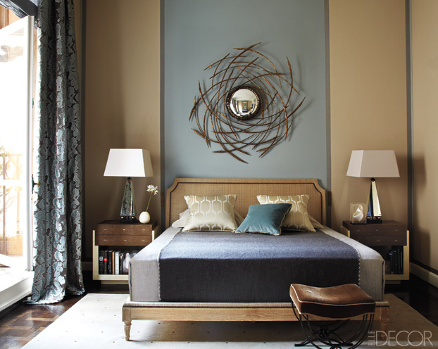 Jean louis deniot a thoughtful eye - Elle decor bedrooms ...