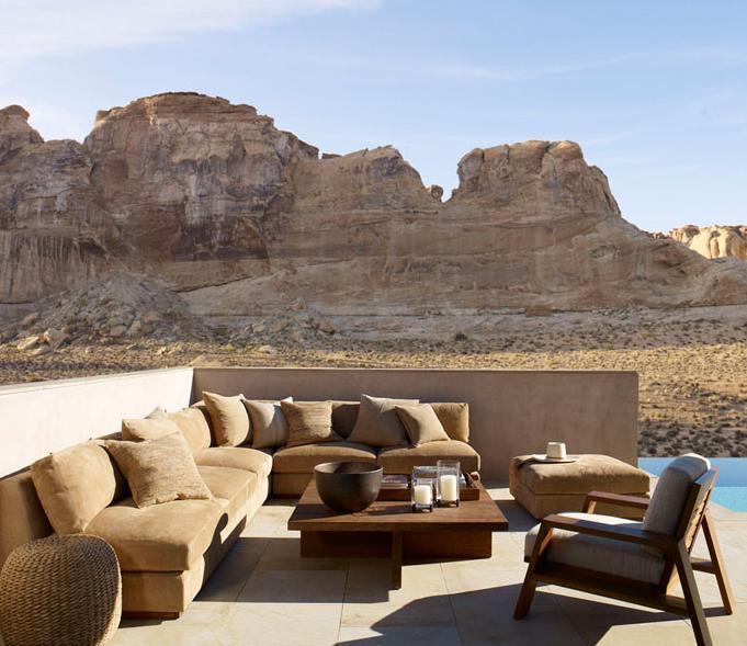 Strange Ralph Lauren Desert Modern Collection A Thoughtful Eye Gamerscity Chair Design For Home Gamerscityorg