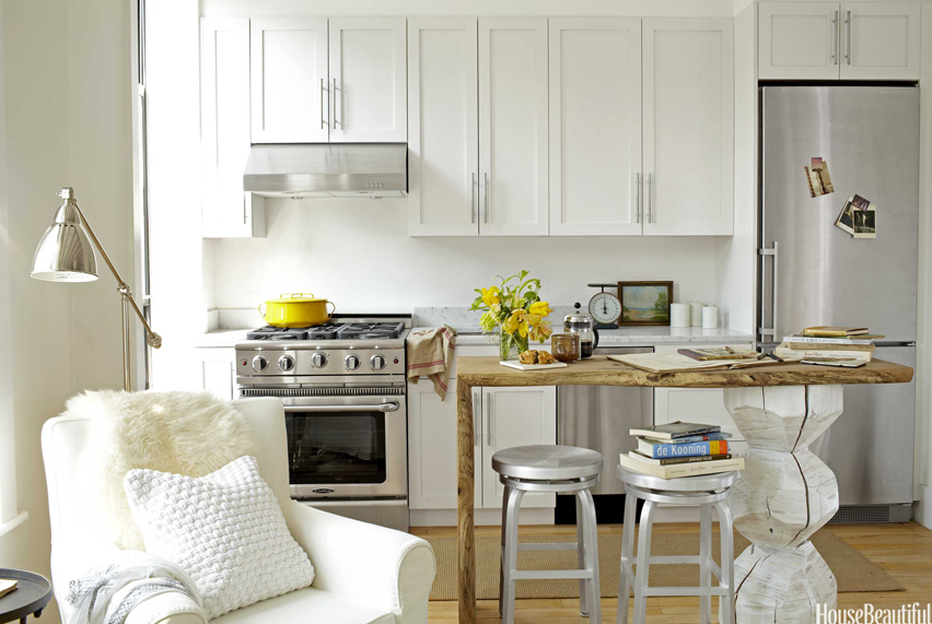 studio apartment kitchen | a thoughtful eye