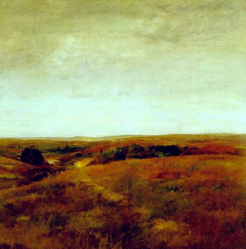 william merritt chase ~ october, 1893