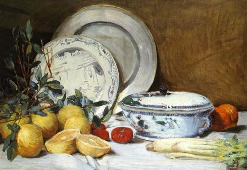 julian alden weir ~ still life, 1902-1905